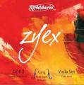 """15-15.5"""" Zyex Viola D String"""