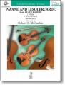 Pavane and Lesquercarde by Delibes/McCashin Gr2.5 with free Shipping