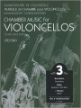 Chamber Music for Violoncellos Book 3 (EMB)