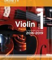 Trinity Violin Exam Pieces 2016-2019 Grade 1 Violin/Piano & CD