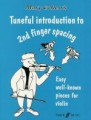 Cohen, A Tuneful Introduction to 2nd Finger Spacing for Violin