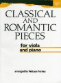 Classical and Romantic Pieces for Violin Book 1 (Forbes)