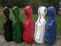 Boblock Fiberglass Cello Case with Free Shipping