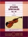 Mazas, Etudes Speciales Opus 36 Book 1 for violin (EMB)