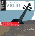 AMEB Violin Grade 1 Recorded Accompaniments (Series 9)